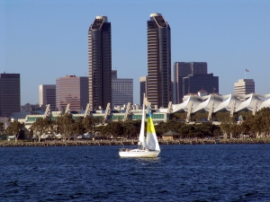 Sailing In San Diego