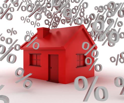 Mortgage Rates slightly higher