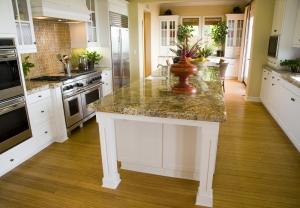 Luxury Home Kitchen.