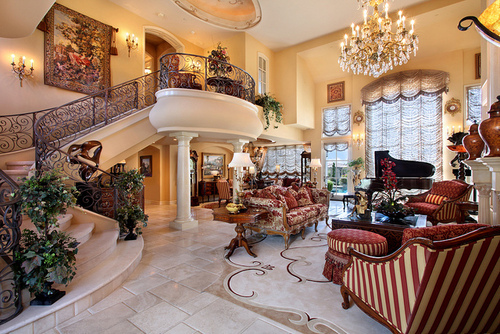 Luxury Homes Also Boast Interesting Features Not Found In Other Homes