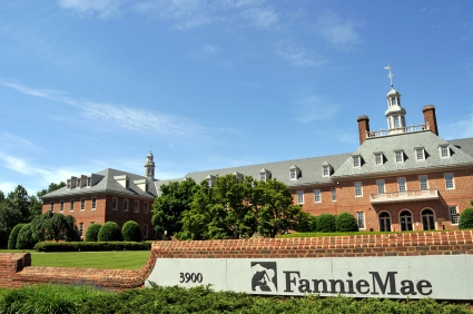 WASHINGTON-MAY 23: Fannie Mae's mortgage portfolio shrank at 19%
