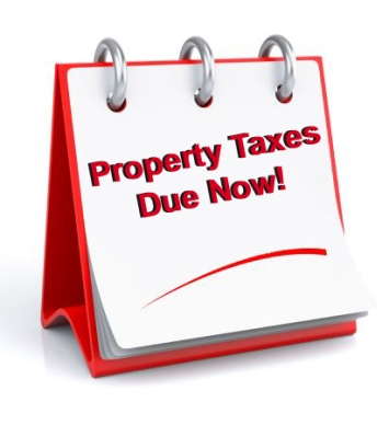 Property Taxes Due Now copy