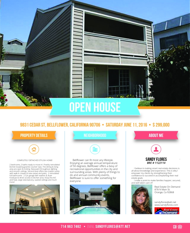 Cedar Open House Flyer reDUCED SIZE
